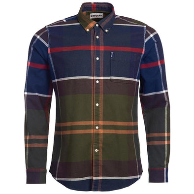 Barbour Tartan 7 Tailored Fit Shirt