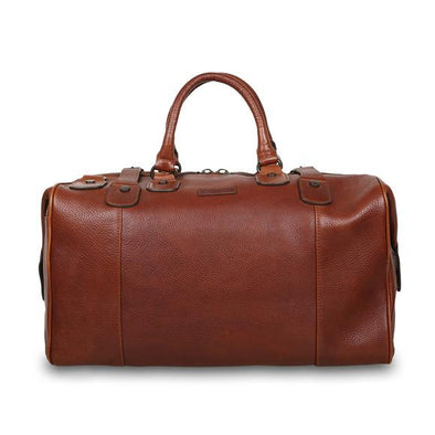 Ashwood Leather Theodore Chestnut Holdall