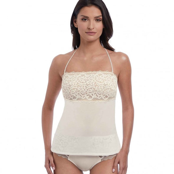 Wacoal Lace Essential Camisole Cream
