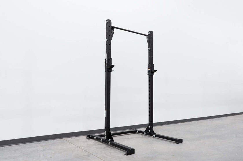 High Squat Rack With Pull-Up Bar
