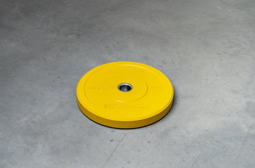 Colored Bumper Plate Set - 230lb