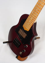 Load image into Gallery viewer, Sparrow 5-string Black Cherry Tenor HB Electric Ukulele