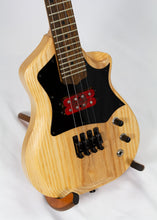 Load image into Gallery viewer, Custom Built Ukulele: Baritone Scalloped Cutaway