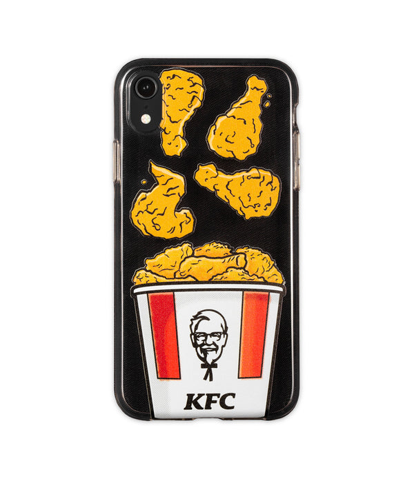 Falling Chicken Phone Case