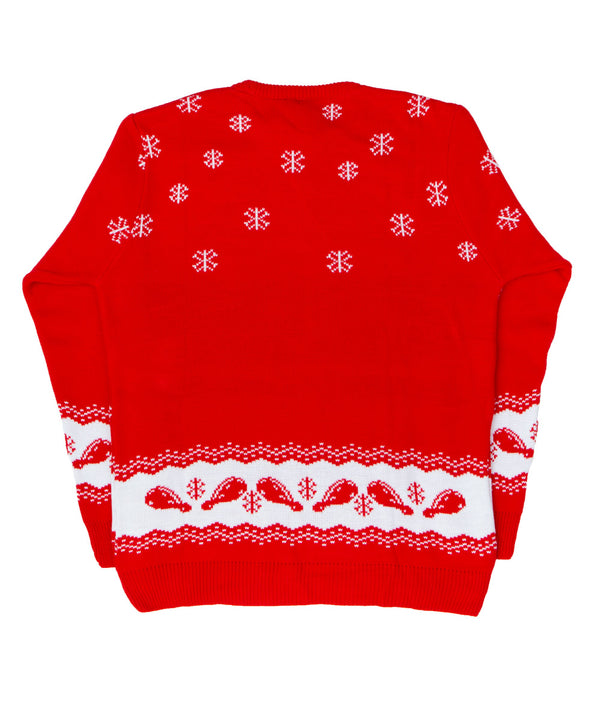 Bucket Christmas Jumper