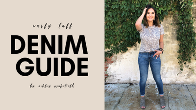 Our guide to our fave denim now at Sophie!
