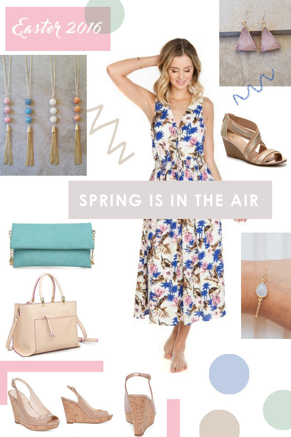 Spring into Easter!