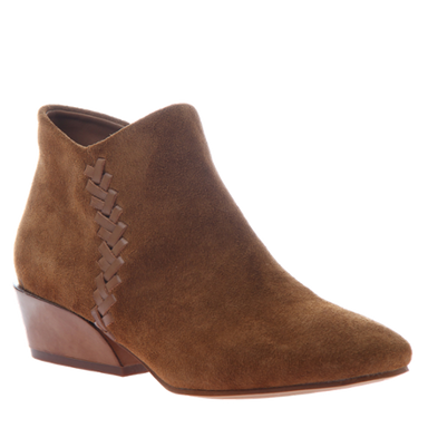Naked Feet Peony Ankle Boot Shoes - Booties - Heeled Booties - Sophie