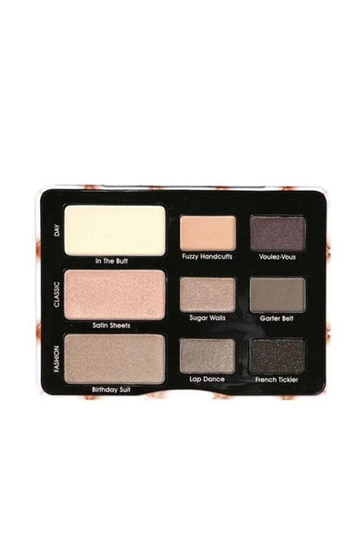 Sophie Bare Naked Shadow Palette Beauty - Sophie