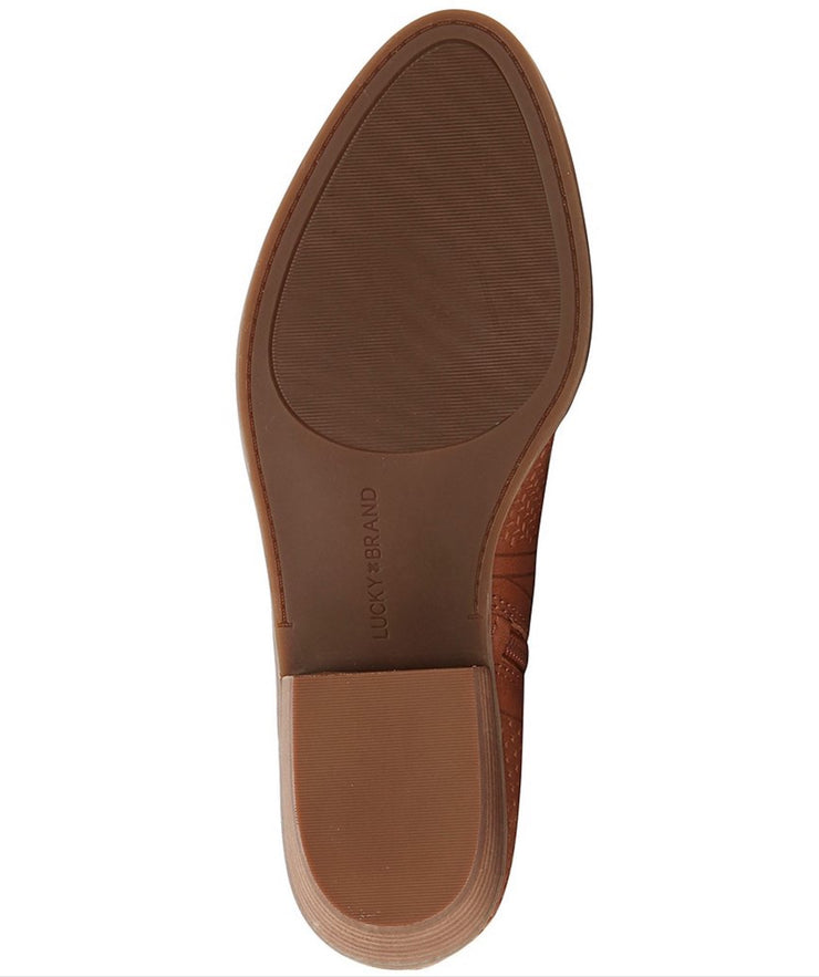 Lucky Brand Feyan in Latte Shoes - Sophie