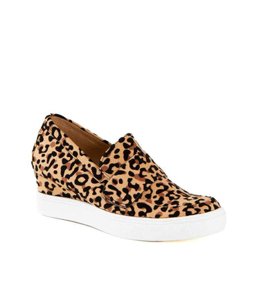 Jena Slip On Wedge in Jaguar - Sophie
