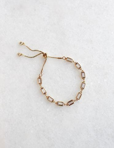 Kinsey Designs Tybee Gold Plated Bracelet Accessories - Jewelry - Bracelets - Sophie