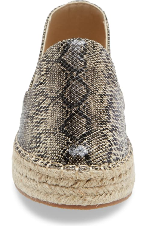 Coconuts by Matisse Peaches in Natural Snake Shoes - Sophie