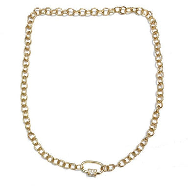 Nikki Smith Designs Tatum 14K Gold Necklace Accessories - Jewelry - Necklaces - Sophie