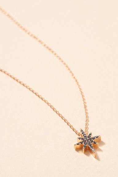Northern Star Charm Necklace - Sophie