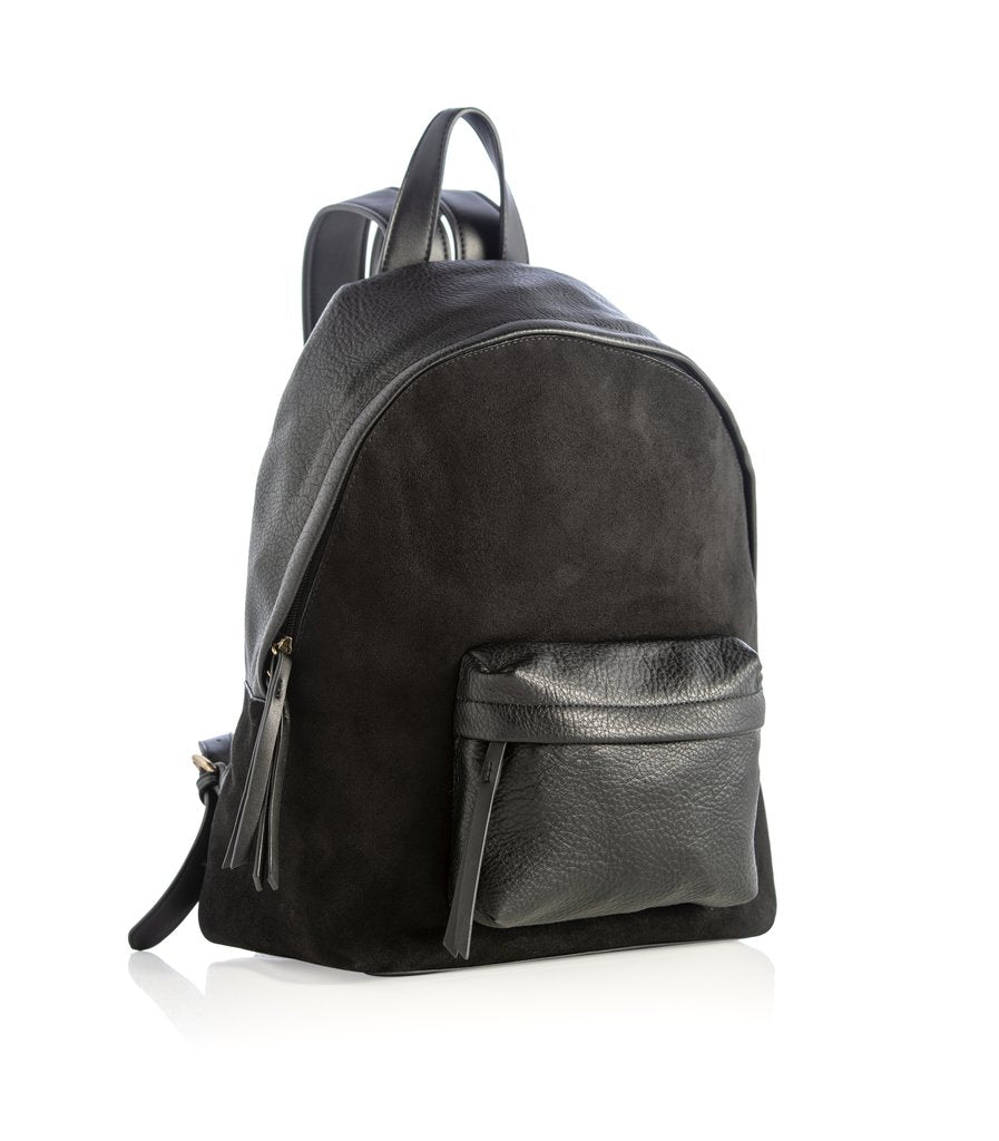 Arden Faux Leather Backpack - Sophie