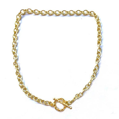 Nikki Smith Designs Reese 14K Gold Chain Necklace Accessories - Jewelry - Necklaces - Sophie