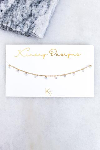 Kinsey Designs Clare Gold Plated Choker Necklace Accessories - Jewelry - Necklaces - Sophie
