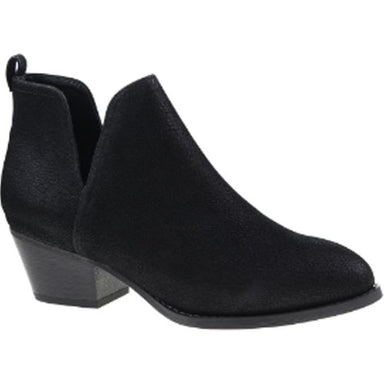 CL by Chinese Laundry Cherish Side Slit Ankle Boot in Black Shoes - Booties - Heeled Booties - Sophie