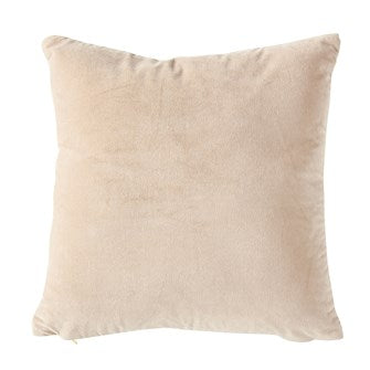 Square Cotton Velvet Pillow