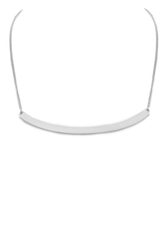 Gilly Bar Necklace - Sophie