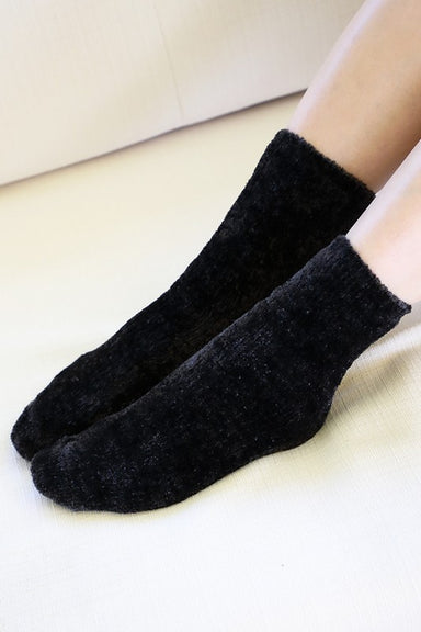 Sophie Chenille Socks Accessories - Cold Weather Gear - Sophie
