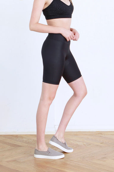 Sabrina High Waisted Bike Shorts - Sophie