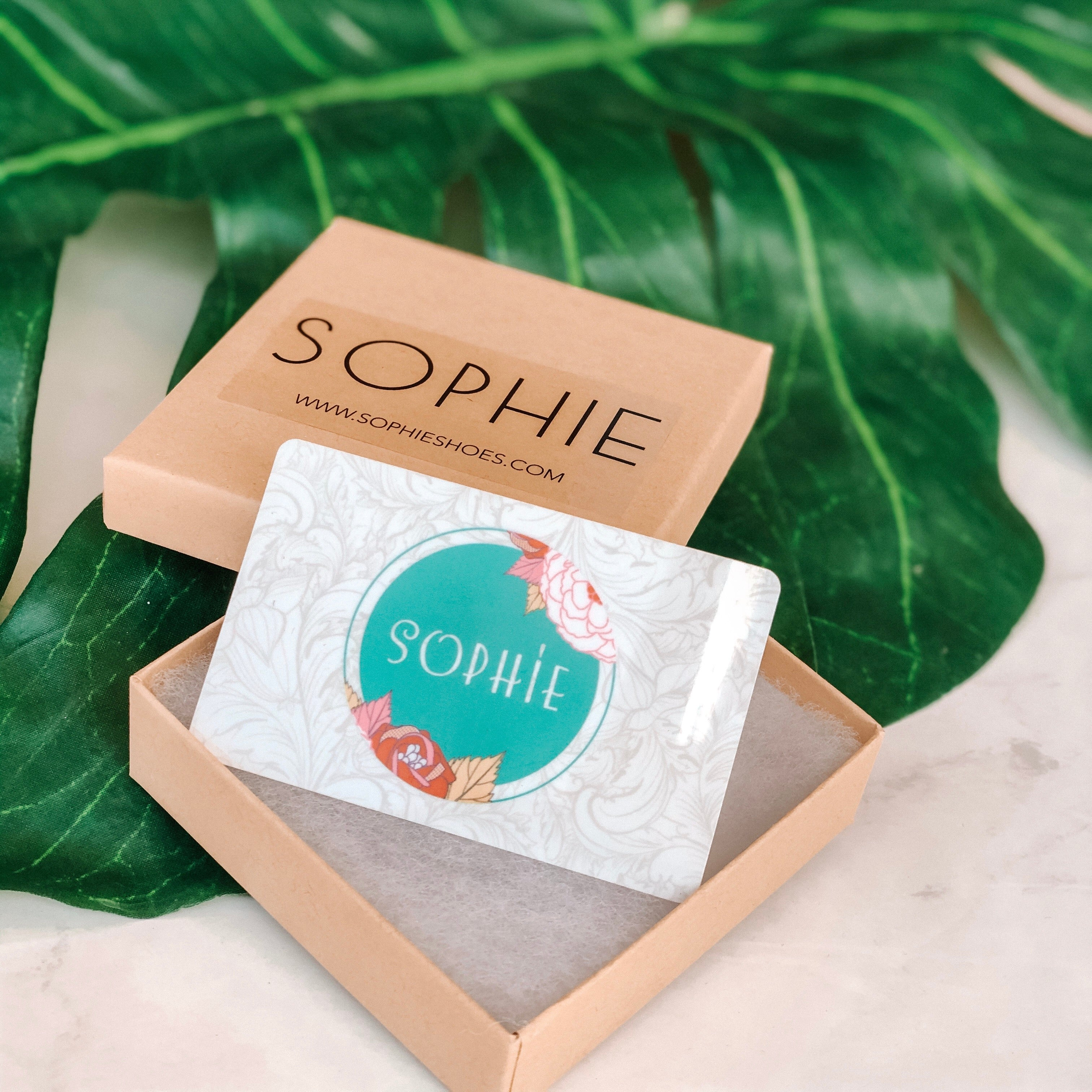 Gift Card - Sophie