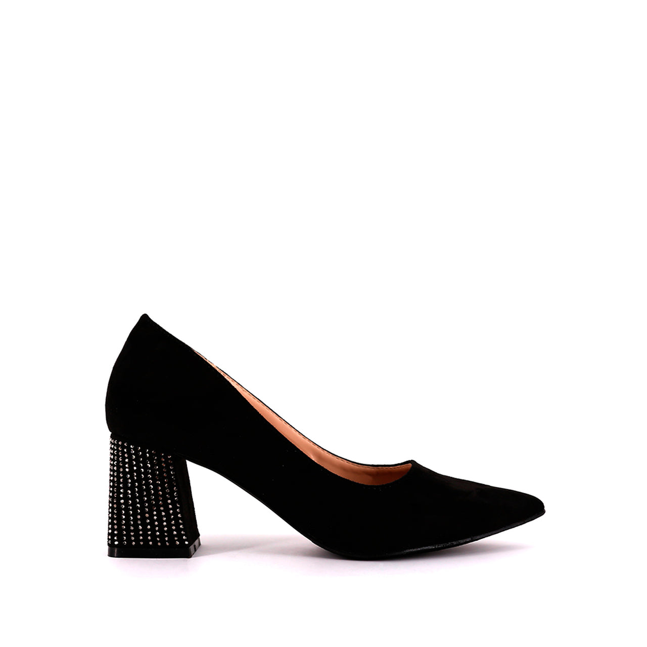 Shu Shop Odette in Black Shoes - Sophie