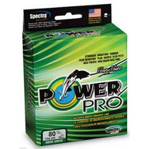 SHIMANO POWER PRO BRAID - MOSS GREEN 135M / 275M FISHING LINE - BRAND NEW