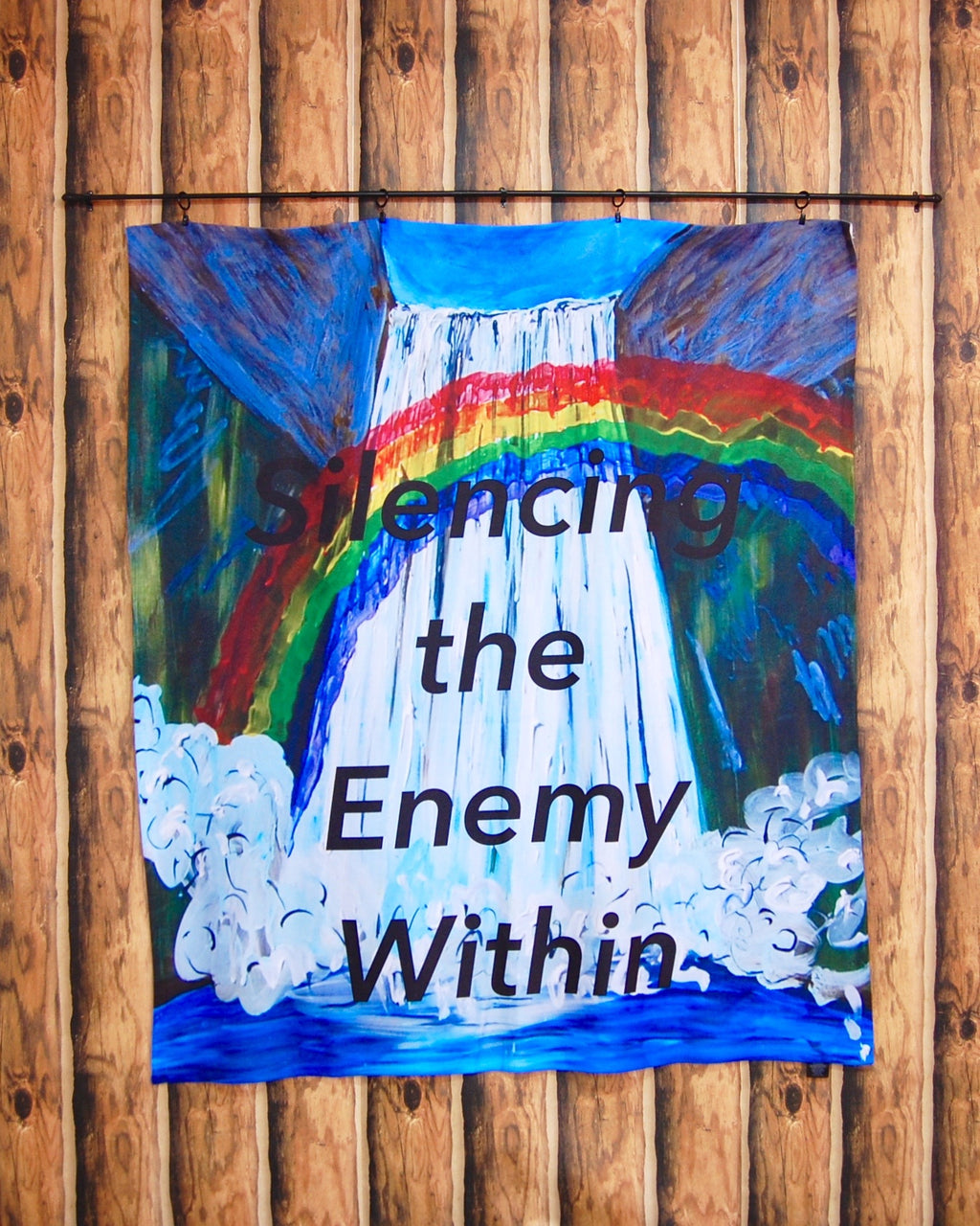 Kristin Hough, Silencing the Enemy Within