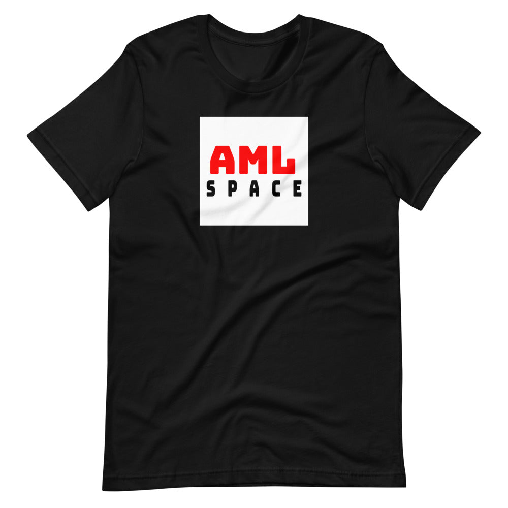 Short-Sleeve, AML Space, Unisex T-Shirt