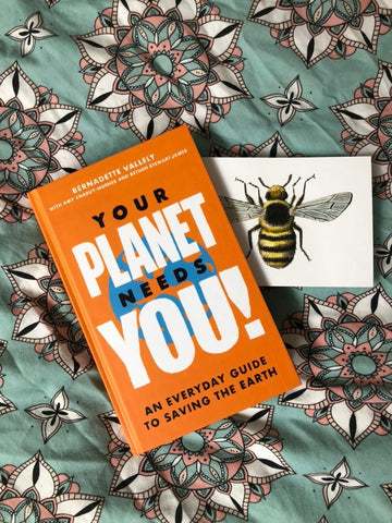 Your Planet Needs You! Photo by Jen Allen