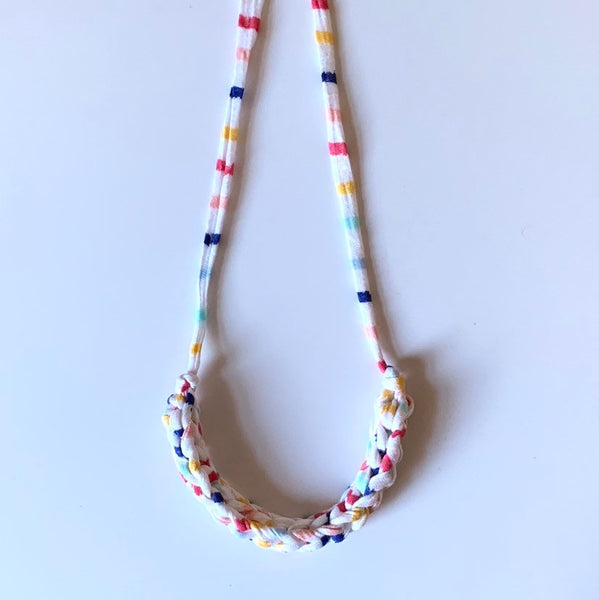 CURVE necklace: THE Stripe - Stellen UK