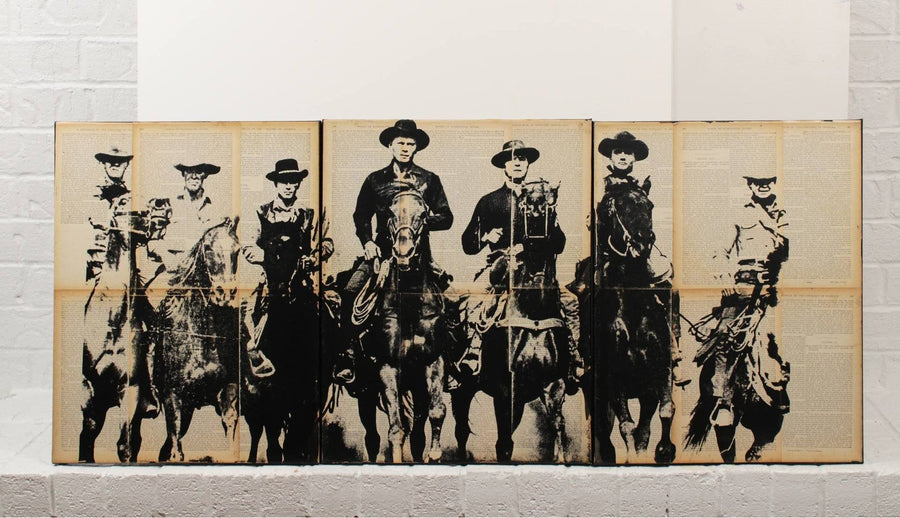 The Magnificent Seven - Limited Edition of 10 Art Print