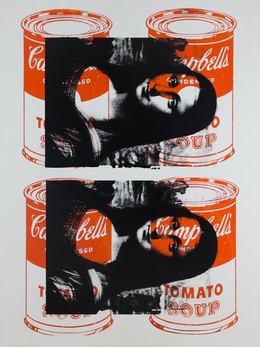 Mona Lisa X Campbell Soup