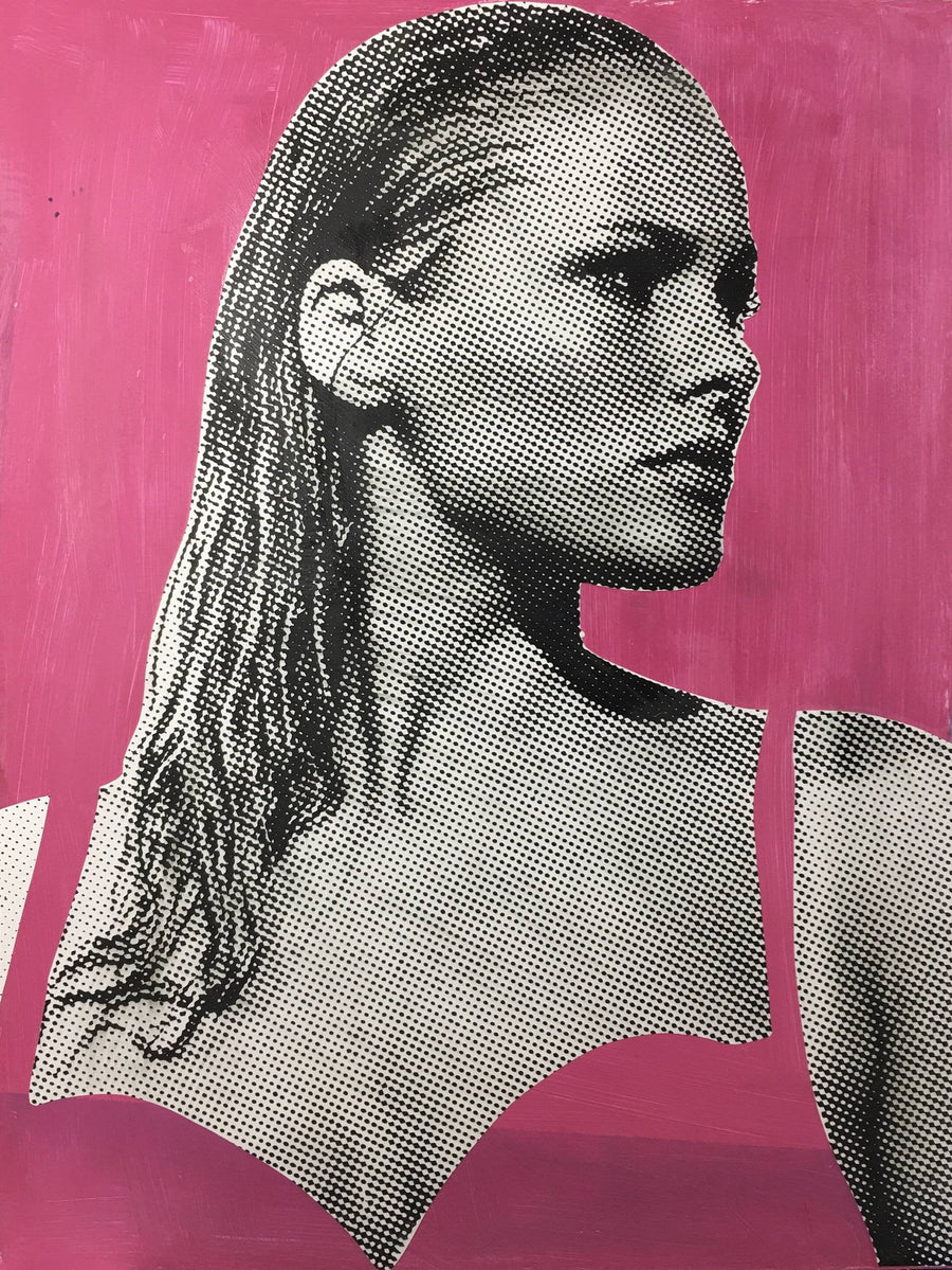 Ursula Andress Collage