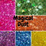 Magical dust glitter collection