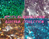 Mystical reflection glitter collection (chamaleon)