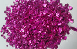 Crushed glass for resin and jewerly making