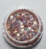 Holographic glitter 7 grams