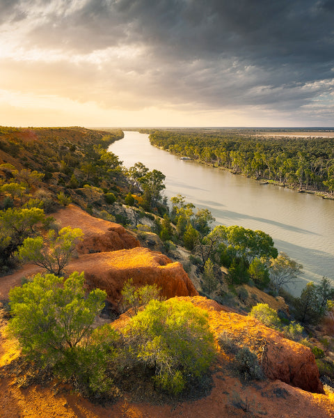 Headings Cliffs at Renmark, South Australia