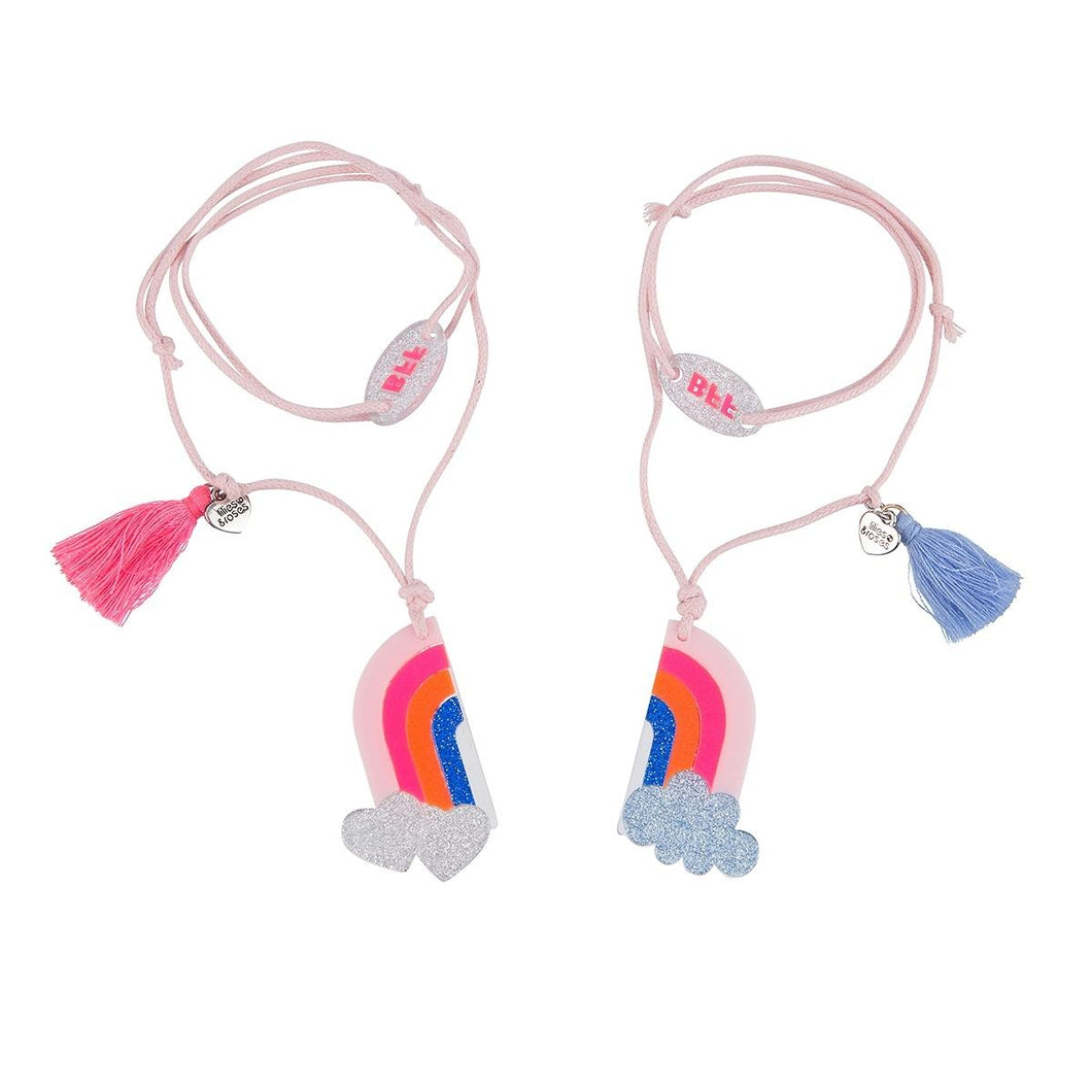 BFF Rainbow Necklace