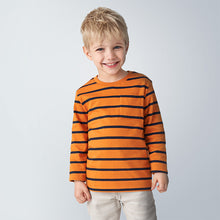 Load image into Gallery viewer, Long Sleeve Striped T-Shirt