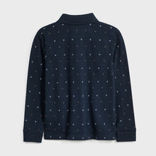 Load image into Gallery viewer, Classic Long Sleeve Polo