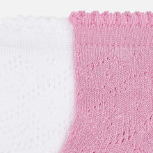 Load image into Gallery viewer, Basic Knit Socks - Hollyhock