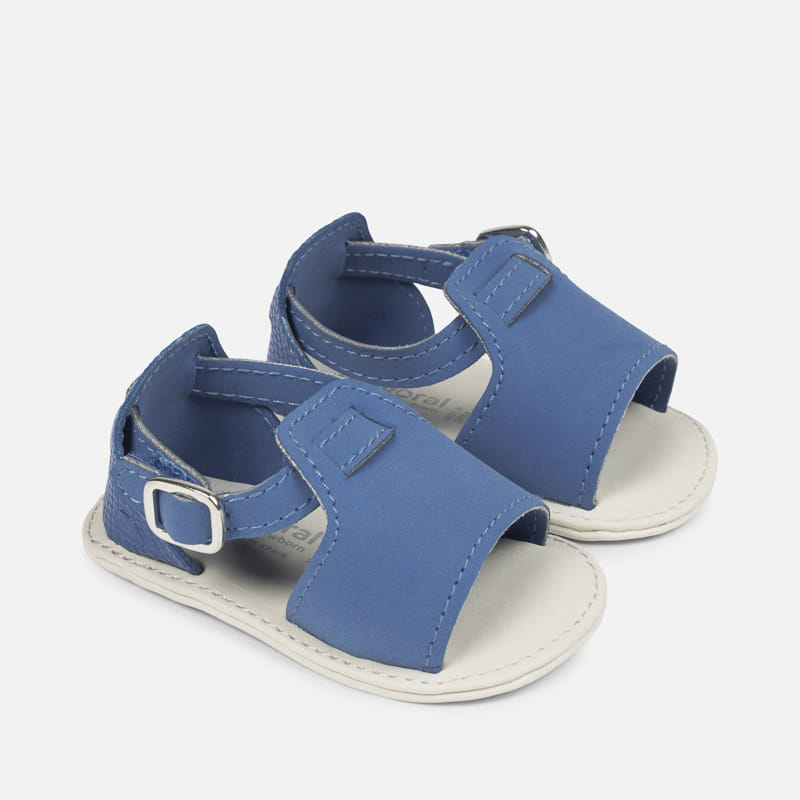 Elegant River Blue Sandals