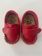 Load image into Gallery viewer, Leather Handmade Moccasins