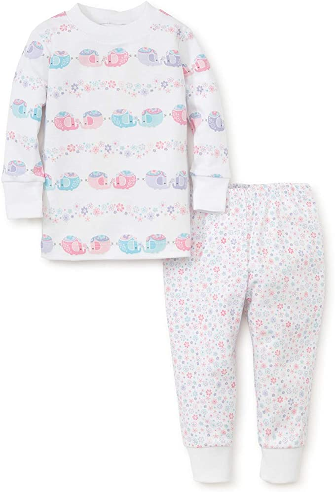 Eloquent Elephants Pajama Set