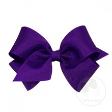 Load image into Gallery viewer, Small Classic Grosgrain Hair Bow